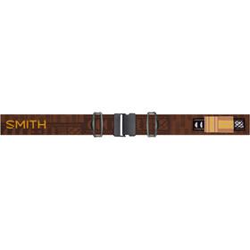 Smith IO MAG XL Schneebrille amber textile